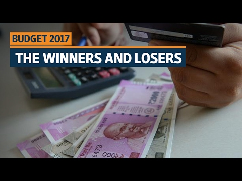 Union Budget 2017: Here are the winners and losers