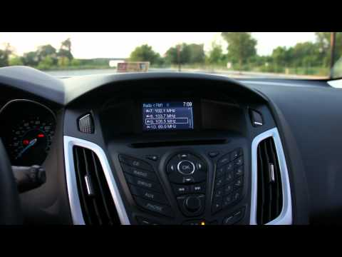 2012 Ford Focus: Audio System Basics