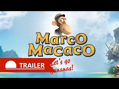 MARCO MACACO - LET'S GO BANANAS!