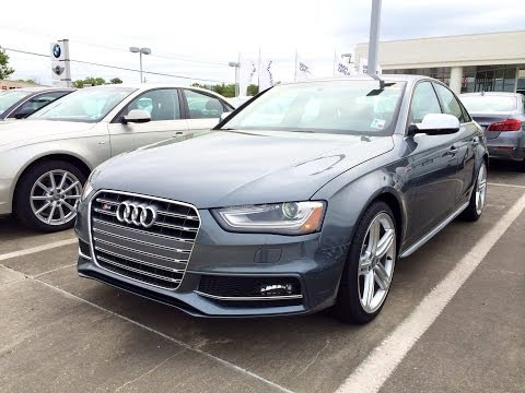 2014 audi s4 0 to 60 time 10