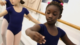 Staten Island student is inspired by ballet
