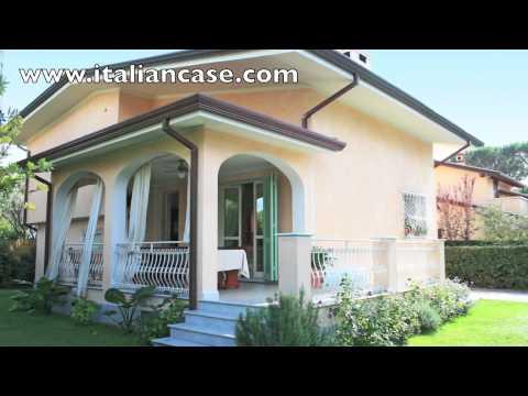 Italian Case villa holidays – Forte dei Marmi / Versilia
