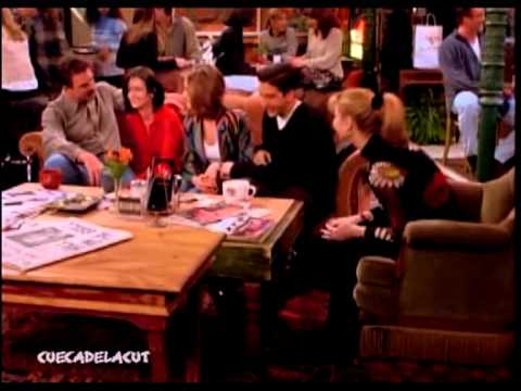 FRIENDS ITA 2×18 – Phoebe è morta