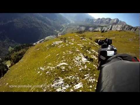 Euro Base 2011 - Wingsuit proximity by Tiger Odd-Martin