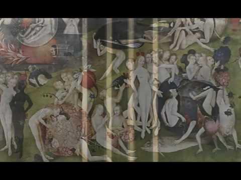 Le jardin des delices de jerome bosch for Bosch jardin des delices
