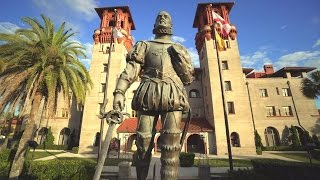 Florida Travel: Welcome to St. Augustine, America's Oldest City