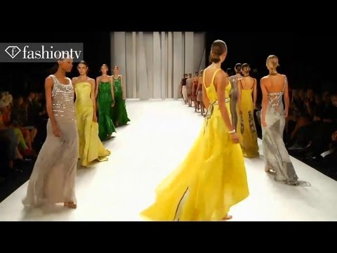 Life & Style - Fashion week 2012: Carolina Herrera runway show