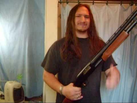 Mossberg 500 12 gage pump action shotgun review