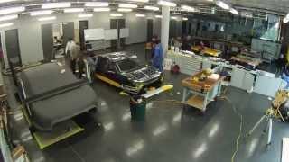 Sunswift Land Speed Record 2014