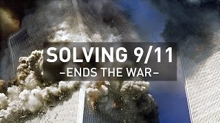 Video: Solving 9/11 Ends the War - Christopher Bollyn