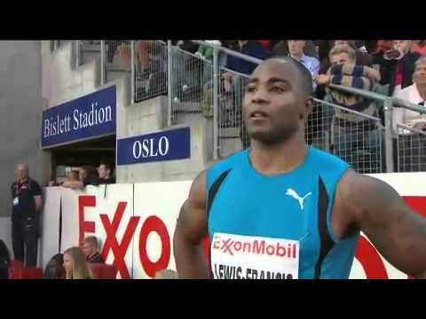 Lighting Usain Bolt vs Asafa Powell (JUNE 2012)
