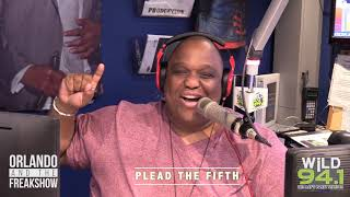 Plead The Fifth RD 9 With Orlando