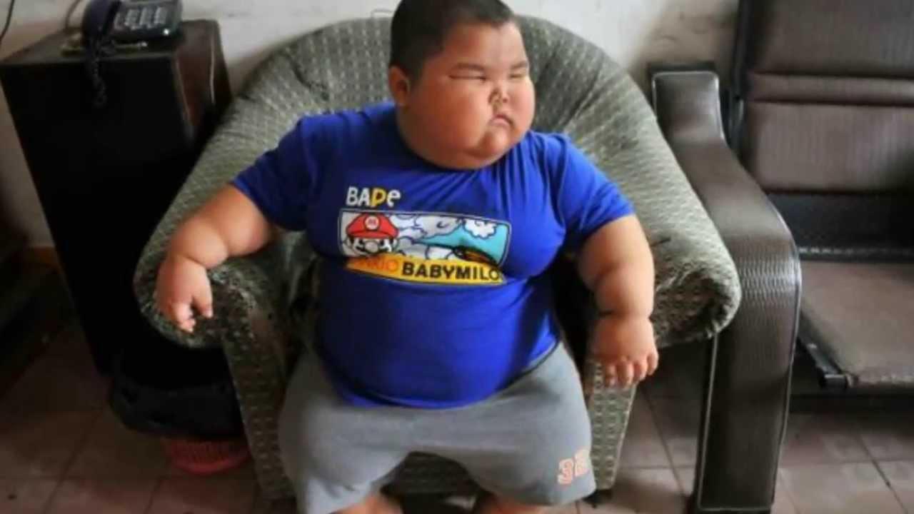 más gordo mas joven