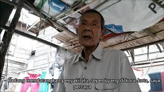Video tentang permasalahan kependudukan di Kelurahan Indralaya Mulya