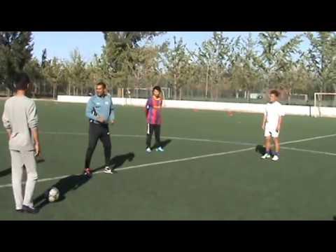 Beijing Sport university Terry Singh with football Majors