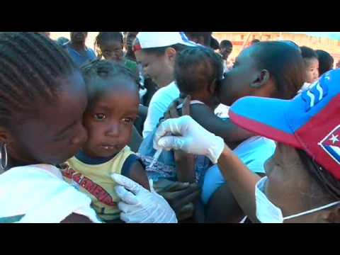 UNICEF: Immunization campaign launched in Haiti quake zone