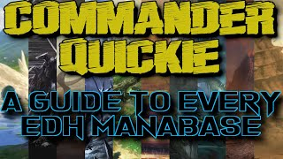 Commander Quickie #2: A Guide to All EDH Manabases