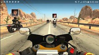 Racing  Favre MOTO BIKE video gameplay Android phone best kidz gaming