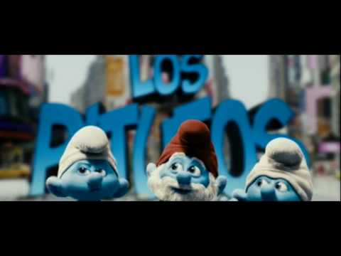 Los Pitufos 3D - Triler (Espaol) | Estreno 2011