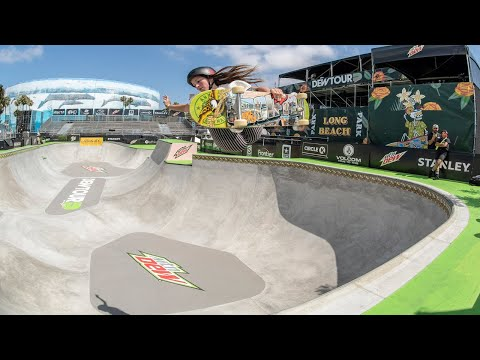 Best of Nicole Hause | Dew Tour Long Beach 2018