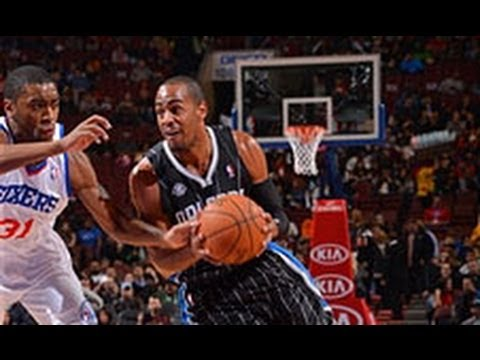 Arron Afflalo Scores a Career-High in Philly