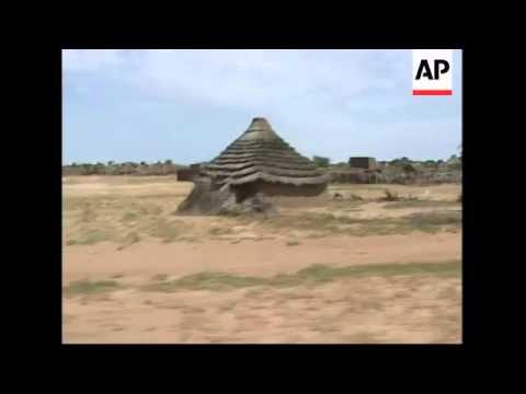 African Union troops patrolling in Darfur