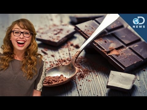 The AMAZING Benefits Of Dark Chocolate!