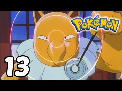 Pokémon Ash Gray #13 - Sommeil Sur La Ville video