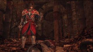 Castlevania Lords of Shadow Chapter 2-4 Waterfalls of Agharta