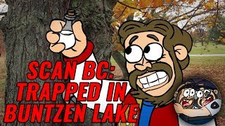 SCAN BC: TRAPPED IN BUNTZEN LAKE