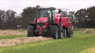 The New MF2200 Baler   Features & Benefits