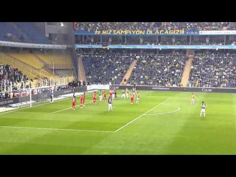 Robin Van Persie Frikik Fenerbahçe Gaziantep