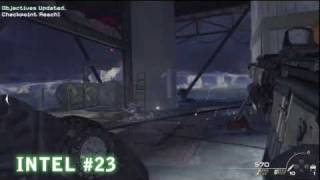 Modern Warfare 2 - Act II_ The Only Easy Day... Was Yesterday Intel locations