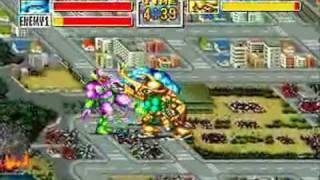 King of Monsters Arcade Co op Pt 1