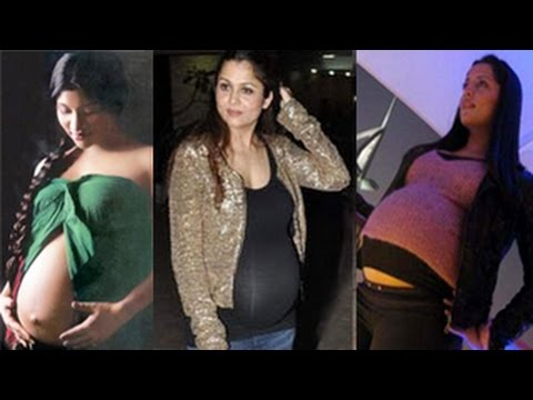 Bollywood Actresses Pregnant Before Marriage | Latest Bollywood Gossip 2014 | video