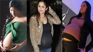 Bollywood නිලියෝ අම්මලා වෙලා.. Bollywood Actresses PREGNANT Before Marriage | Latest Bollywood Gossi