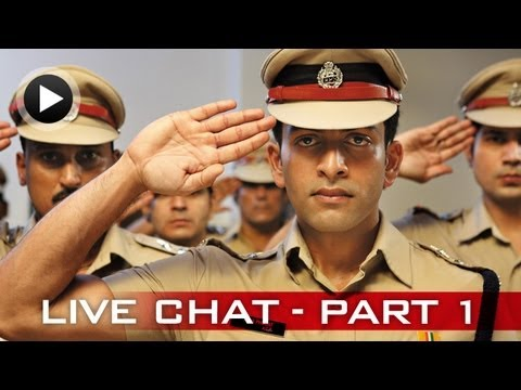 Live Video Chat With Prithviraj - Part 1 - Aurangzeb