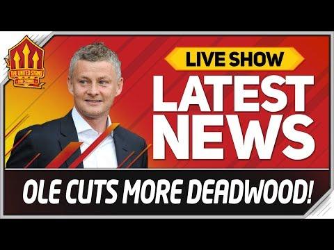 Solskjaer Chops More Man Utd Deadwood Man Utd News Now