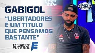 GABIGOOOOL! JOÃO GUILHERME NARRA 'GOL DO FLAMENGO NA FINAL DA LIBERTADORES'