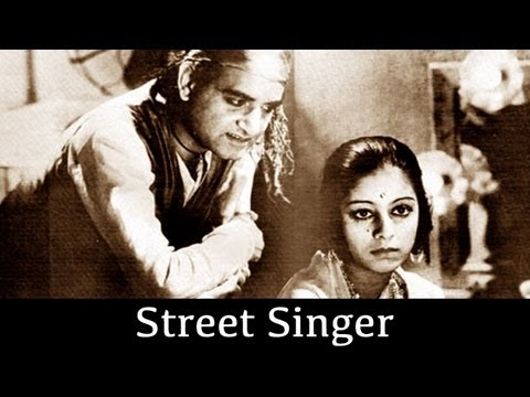 Street Singer 1938, Hindi film