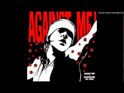Against Me - 8 Full Hours of Sleep
