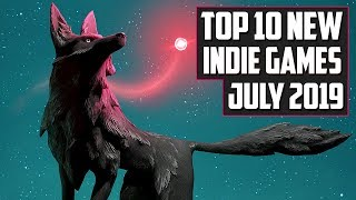 Best Indie Games NEW in July 2019 - 10 Upcoming Indie Game Releases!