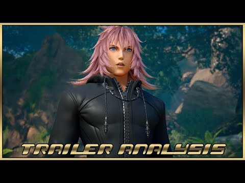 Let's Analyze the Kingdom Hearts 3 D23 2018 Trailers!