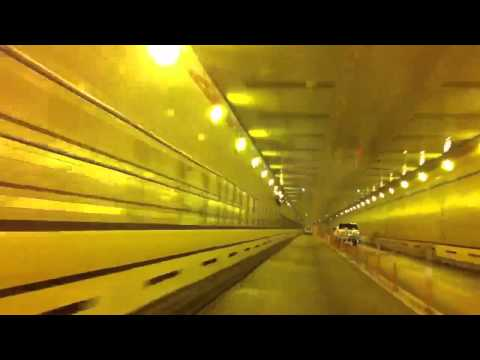 Midtown Tunnel Underwater Mnhtn Via Midtown Tunnel