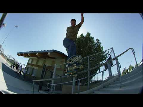 Tre Williams Rail Attack: 3-Piece | Independent Trucks