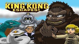 Brandon's Cult Movie Reviews: King Kong Escapes
