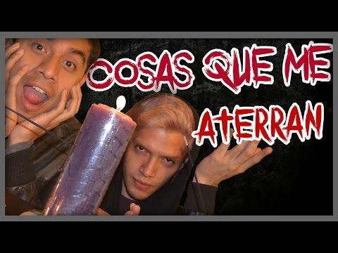 TAG Cosas Que Me Aterran | Pepe & Teo
