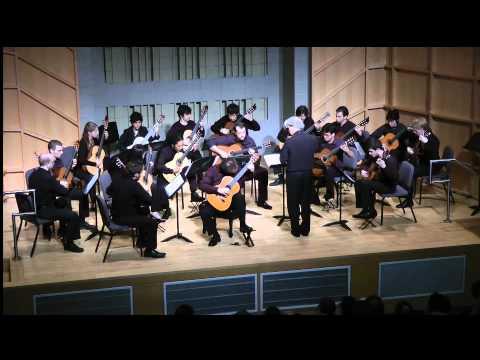 Concierto de Los Angeles - 1st movement
