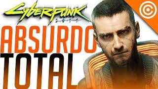 Cyberpunk 2077 ODIADO por protagonista ser BRANCO
