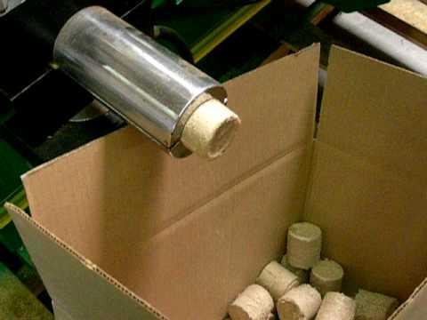 Как сделать пресс для топливных брикетов своими